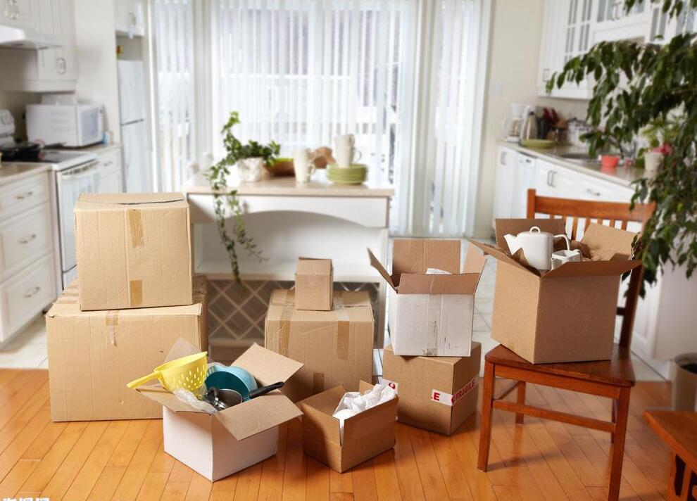 搬家打包窍门,专治各种大小物品